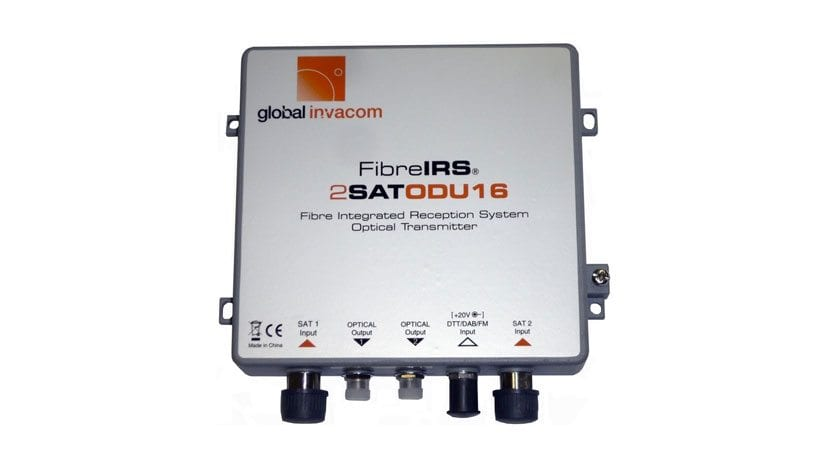 Fibre Integrated Reception Systems